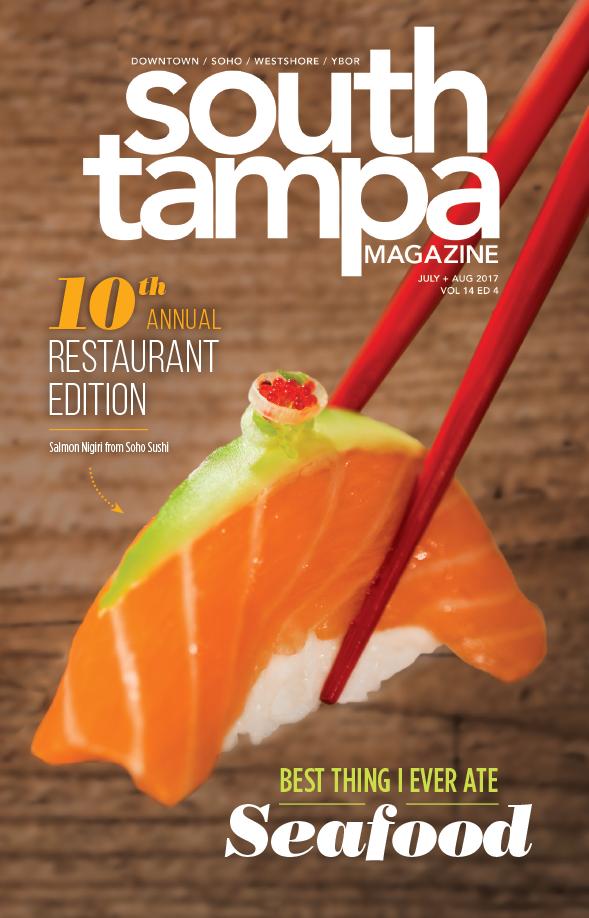 Advertising, Tampa Magazines, Tampa Magazine, South Tampa Magazine, Tampa Downtown Magazine
